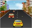 بازی ماشین سواری در اتوبان