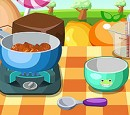 Toffee pudding cooking game for girls