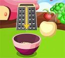 بازی پختن کیک سیب