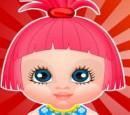 بازی دخترانه آرایگری سالن آرایش مو کودکان