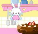 بازی مراقبت از کیک پری