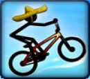 Stickman بازی دوچرخه سواری استیک من