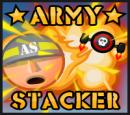 بازی برج سازی ارتش استکر