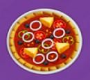 بازی پختن پیتزا مخلوط
