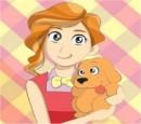 بازی دخترانه آنلاین مدیریت فروشگاه حیوانات هانا
