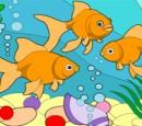 بازی رنگ آمیزی ماهیهای خلیج فارس