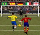 World Cup football game