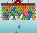بازی پرتاب توپ های رنگی دلفین