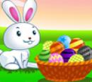 تخم مرغ رنگی عید خرگوش