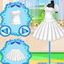بازی طراحی لباس عروس باربی