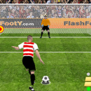Android soccer game penalty
