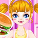 Android μαγείρεμα παιχνίδια Burger και τα τηγανητά