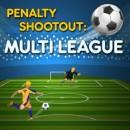 Penalty Shootout: Multi League بازی پنالتی فوتبال