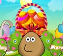 The decorated egg Po