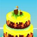 بازی تزیین کیک عروسی عالیس
