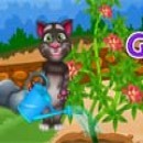 Talking Tom Garden Care