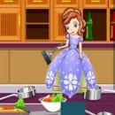بازی آنلاین دخترانه تمیز  کردن آشپزخانه صوفیا