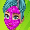 Play hairdresser girly frozan Elsa