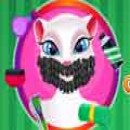 Talking Angela Grooming بازی
