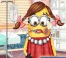 بازی دخترانه فلش پزشکی درمان  زخم سوگلی