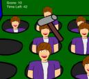 Justin Bieber Baron hammer game