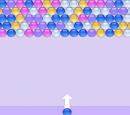 بازی آنلاین پرتاب حباب های رنگی