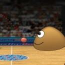 بستکبال بازی کردن پو