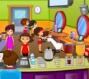 بازی دخترانه آرایشگری مدیریت سالن زیبایی آرایشگاه
