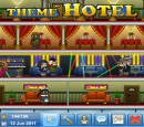 بازی مدیریت هتل  theme hotel