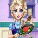 بازی آنلاین دخترانه آشپزی السا باربی