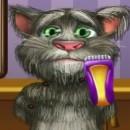 بازی آرایشگری تام گربه سخنگو