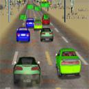 بازی مسابقه ماشین سواری V8